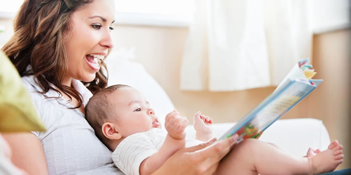 Como estimular el lenguaje del bebe