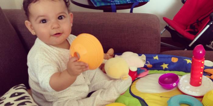 Logros importantes del desarrollo del bebe a los 7 meses