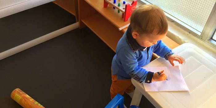 Estimulando la atencion y concentracion del niño