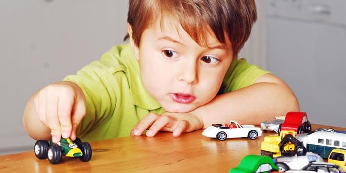 Logros del desarrollo del niño de 4 a 5 años de edad