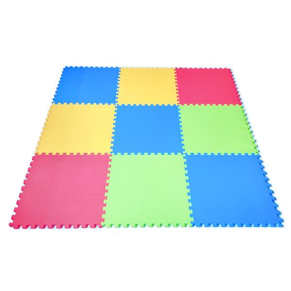 Alfombra infantil 3x3 alfombra de microporoso goma eva for Alfombras 3x3 metros