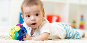 Actividades para Estimular al Bebe de 4 a 6 meses