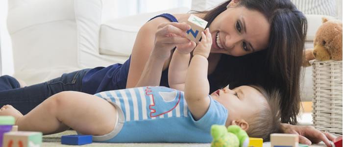 El desarrollo del cerebro del bebé