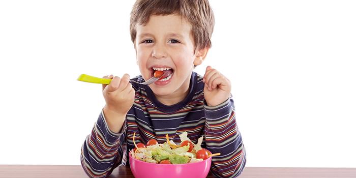 La Alimentación y actividad física del niño de 3 a 5 años