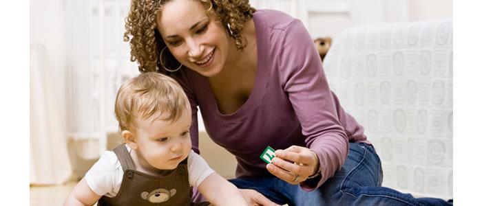 Actividades para Estimular al Bebe de 16 a 18 meses