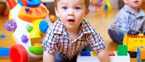 Los Juguetes ideales para el primer año de tu bebé