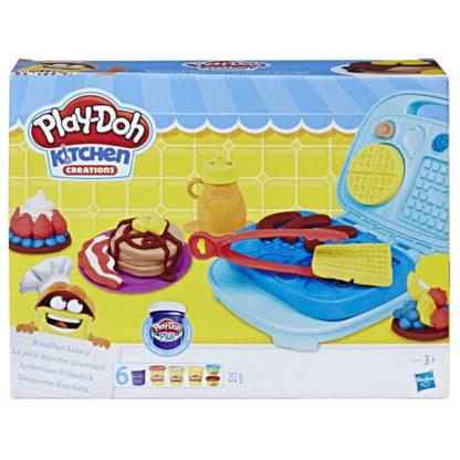 Desayunos creativos Play-Doh