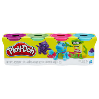 Play-Doh pack x4