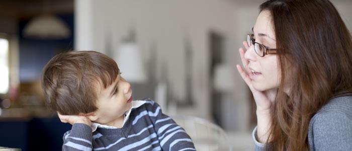 Como disciplinar a su hijo pequeño