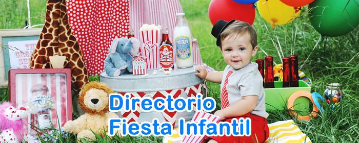 Directorio de Empresas: Fiestas Infantiles