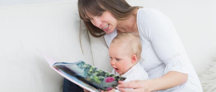 Guía para la lectura a su bebé