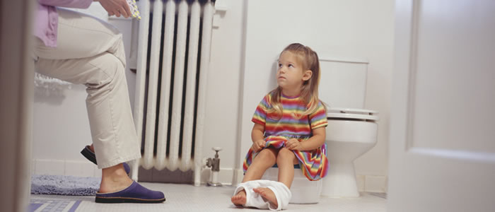 Conquistando 5 dificultades más comunes de enseñar ir al baño