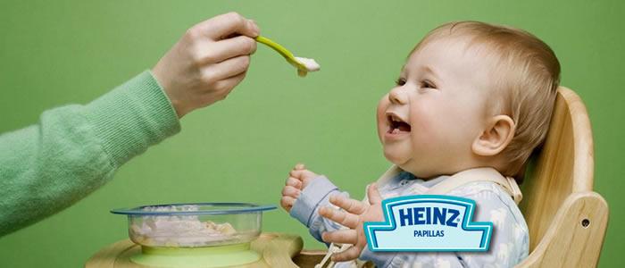 Ejemplo de menú diario para un niño de 1 año