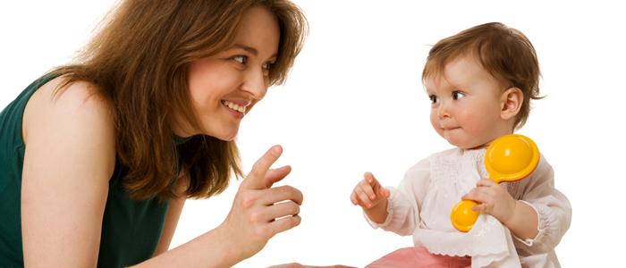 6 maneras de impulsar el desarrollo emocional del bebé