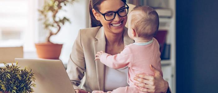 10 maneras en que las madres pueden equilibrar el trabajo y la familia