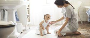 Consejos para que tu bebé deje el pañal