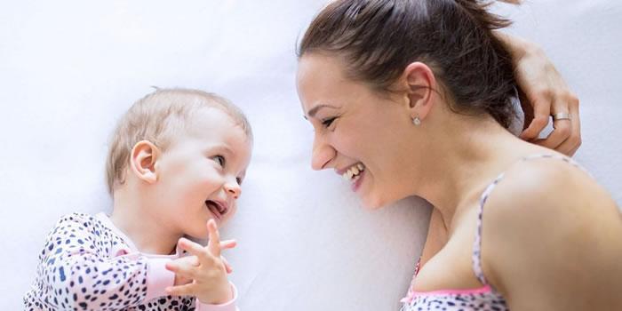 El desarrollo del habla del bebe