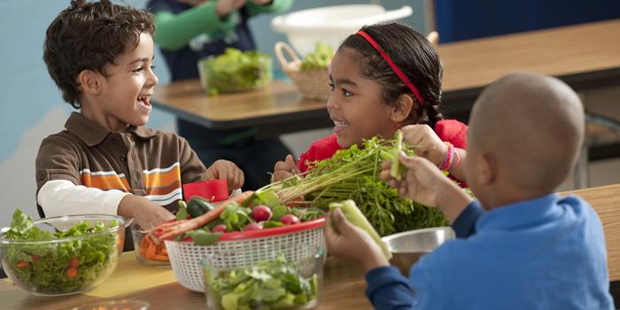 10 Súper alimentos para niños