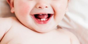 Consejos para el cuidado del diente del bebé