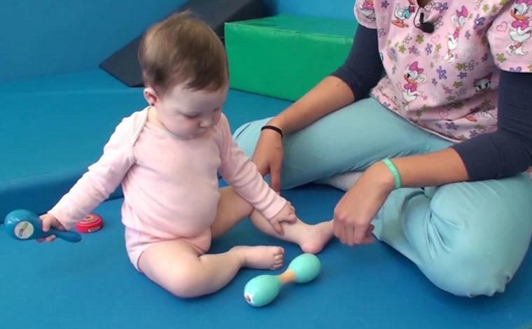 Las etapas de Sentarse de su bebe