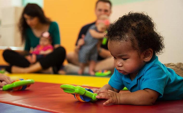 Estimulación temprana para bebes
