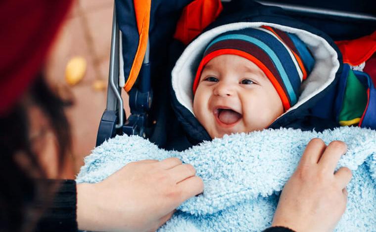 El cuidado de tu bebé en invierno