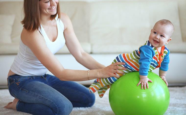 Estimulacion Temprana para los Bebes