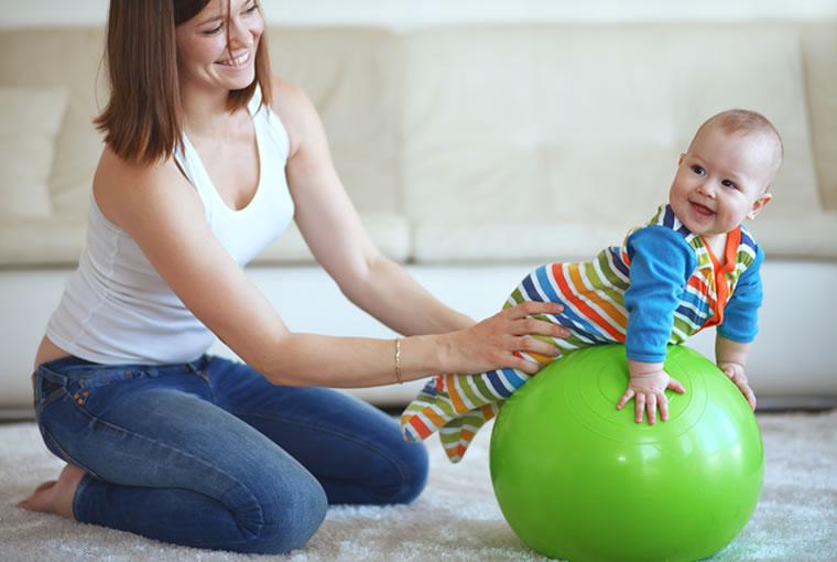 Estimulacion Temprana para Bebes