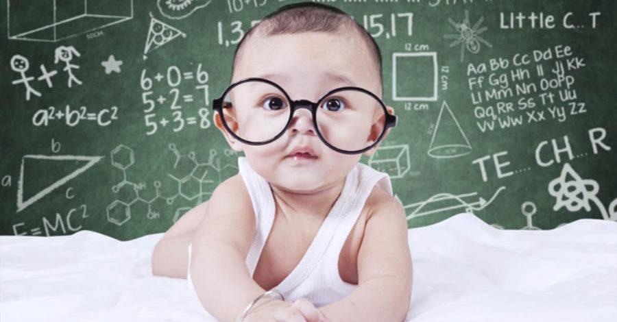 ¿Cómo criar a un niño listo e inteligente?