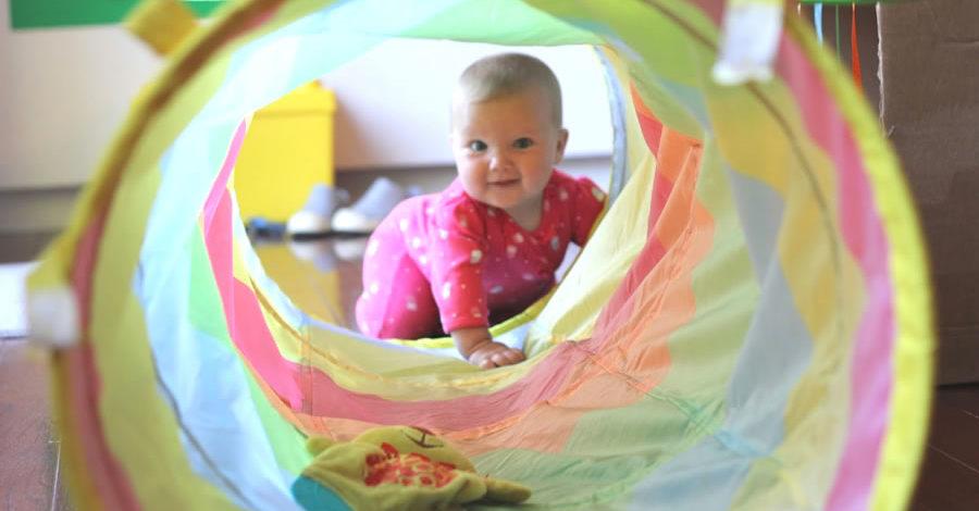 14 actividades que puedes hacer en casa con tu bebe de 6 a 12 meses