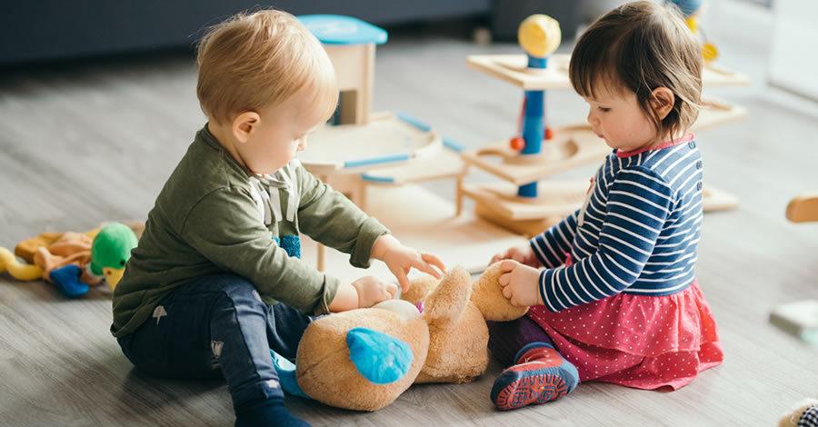 10 reglas para las citas de juego de tu hijo