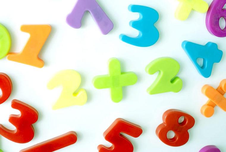 5 habilidades matemáticas que su hijo debe aprender en el primer año de preescolar