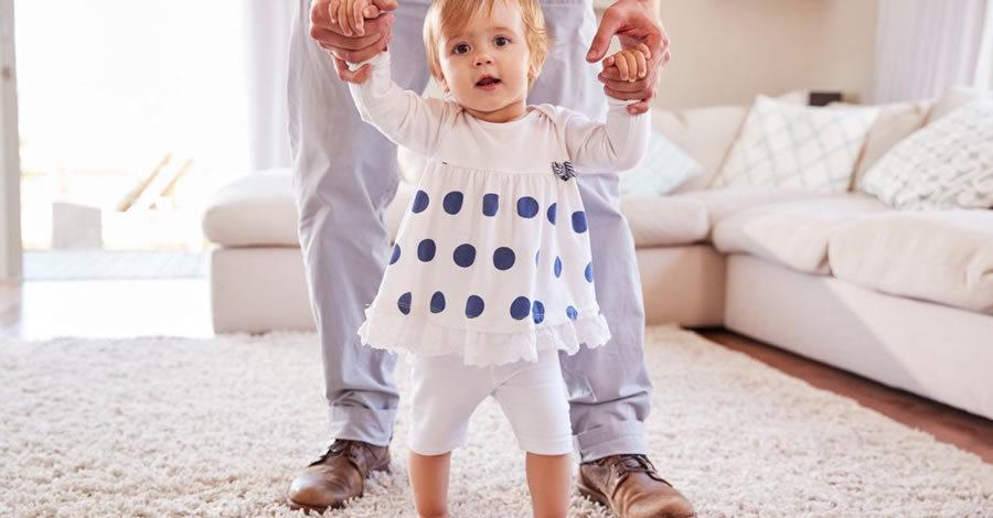 Desarrollo del bebe: En el primer año de su bebe