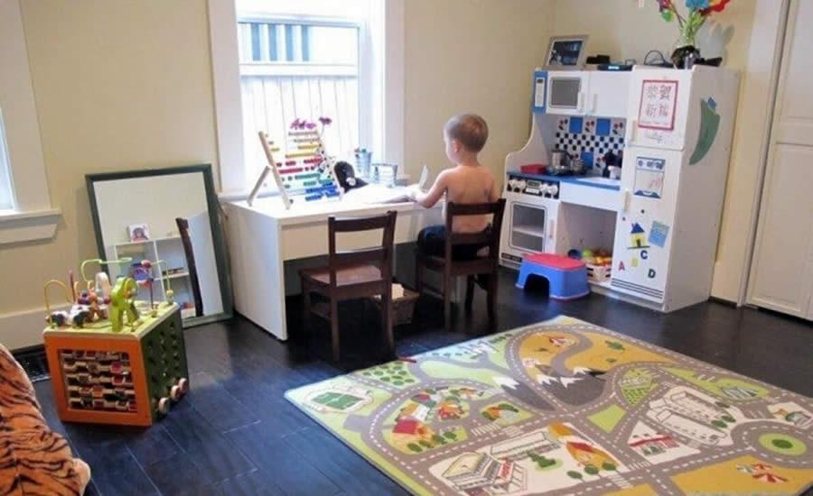 Crea un entorno de aprendizaje para tu hijo en edad preescolar
