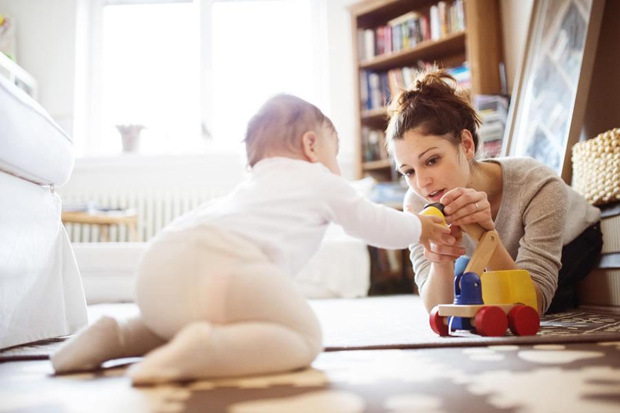 Estimulacion Temprana para bebes hasta los 12 meses