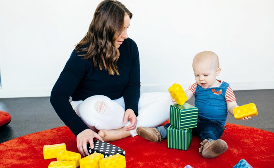 Como podemos ensenar a nuestros bebes a nunca rendirse